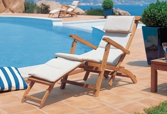chaise longue mobile